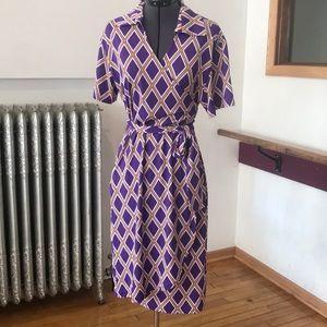 Tracy Negoshian Dress Sz XL